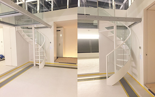 Modern stairs - Siller Stairs
