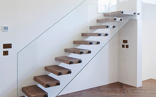 Modern Stairs Huge Collection Of Modern Staircases And