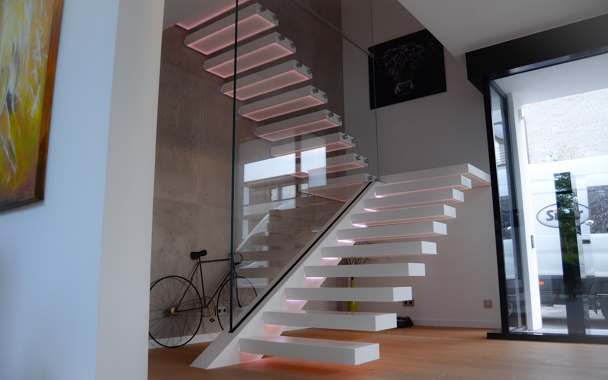 Staircase Design Production And