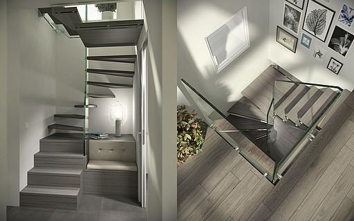 Interior Stairs Siller